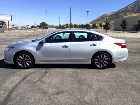 2017 Nissan Altima for sale at Painter's Mitsubishi in Saint George UT