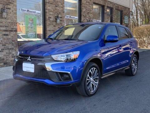 2019 Mitsubishi Outlander Sport for sale at The King of Credit in Clifton Park NY