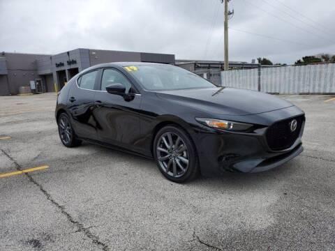 2019 Mazda Mazda3 Hatchback for sale at GATOR'S IMPORT SUPERSTORE in Melbourne FL