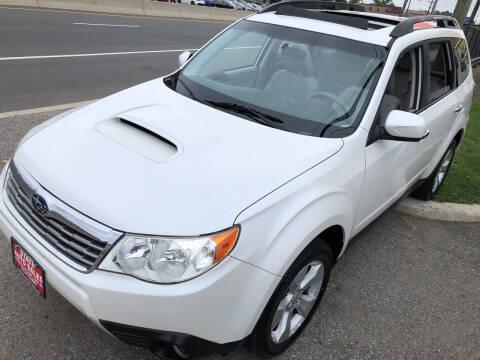 2010 Subaru Forester for sale at STATE AUTO SALES in Lodi NJ
