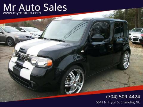 2009 Nissan cube for sale at Mr Auto Sales in Charlotte NC