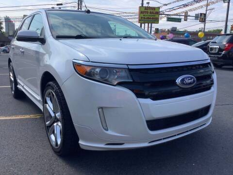 2012 Ford Edge for sale at Active Auto Sales in Hatboro PA