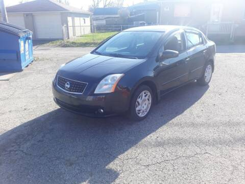 2009 Nissan Sentra for sale at Flag Motors in Columbus OH
