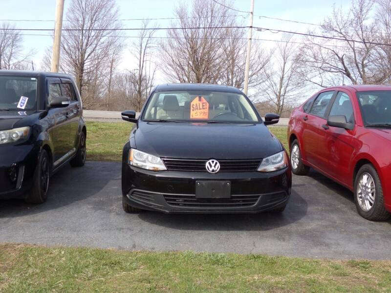 2011 Volkswagen Jetta for sale at Pool Auto Sales Inc in Spencerport NY