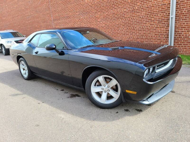 2012 Dodge Challenger for sale at Minnesota Auto Sales in Golden Valley MN
