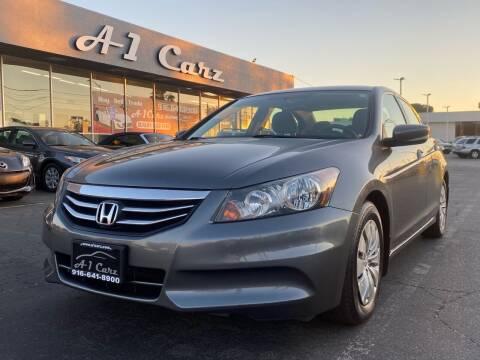 2011 Honda Accord for sale at A1 Carz, Inc in Sacramento CA