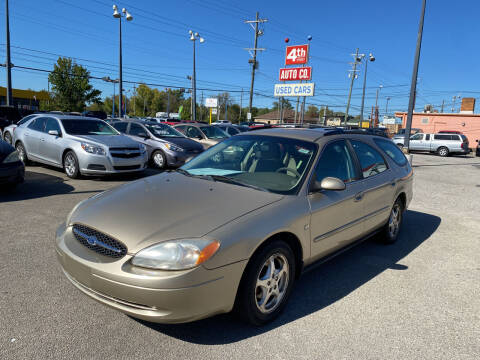 2000 Ford Taurus for sale at 4th Street Auto in Louisville KY