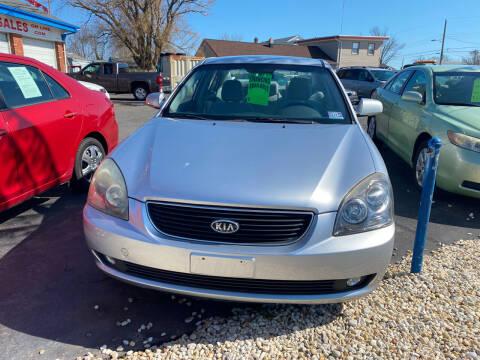 2006 Kia Optima for sale at Diamond Auto Sales in Pleasantville NJ