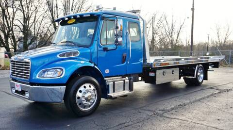 2021 Freightliner M2 Ext. Cab for sale at Rick's Truck and Equipment in Kenton OH