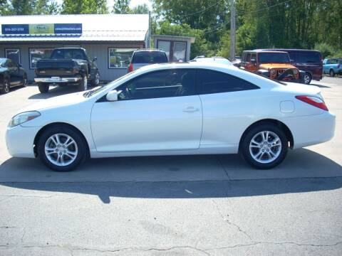 2008 Toyota Camry Solara for sale at H&L MOTORS, LLC in Warsaw IN