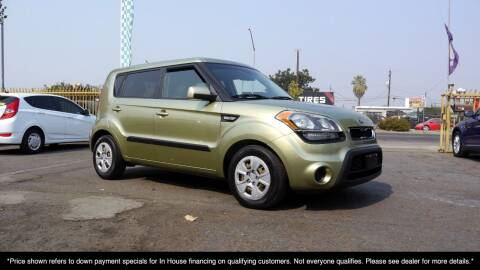 2013 Kia Soul for sale at Westland Auto Sales on 7th in Fresno CA