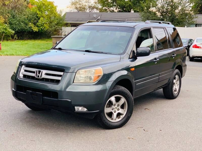 2006 Honda Pilot for sale at Y&H Auto Planet in West Sand Lake NY