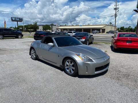 2004 Nissan 350Z for sale at Lucky Motors in Panama City FL