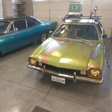1971 Ford Pinto for sale at Classic Car Deals in Cadillac MI
