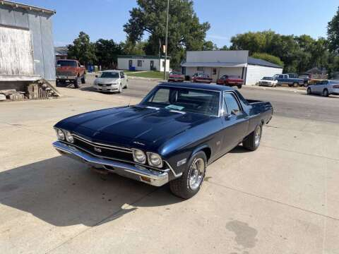 1968 Chevrolet El Camino for sale at B & B Auto Sales in Brookings SD