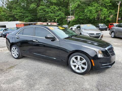 2016 Cadillac ATS for sale at Import Plus Auto Sales in Norcross GA