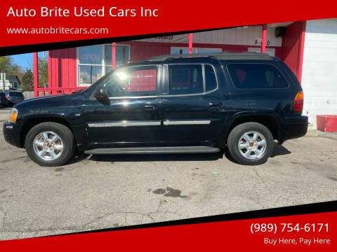 2004 GMC Envoy XL for sale at Auto Brite Used Cars Inc in Saginaw MI