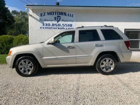 2009 Jeep Grand Cherokee for sale at EZ Motors in Deerfield OH