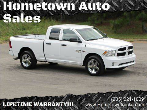 2019 RAM Ram Pickup 1500 Classic for sale at Hometown Auto Sales - Trucks in Jasper AL