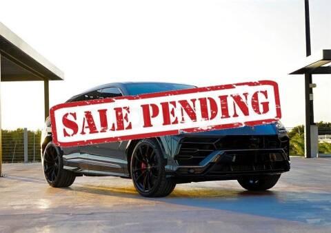 2021 Lamborghini Urus for sale at STS Automotive - Miami, FL in Miami FL