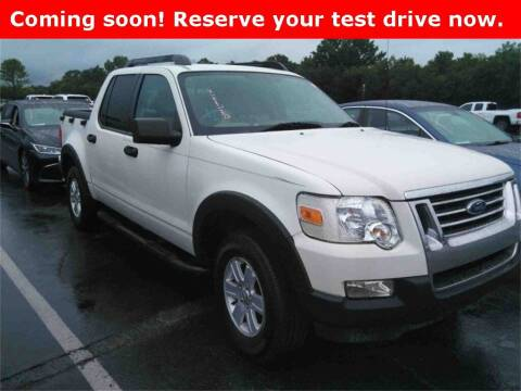 2008 Ford Explorer Sport Trac for sale at Auto Solutions in Maryville TN