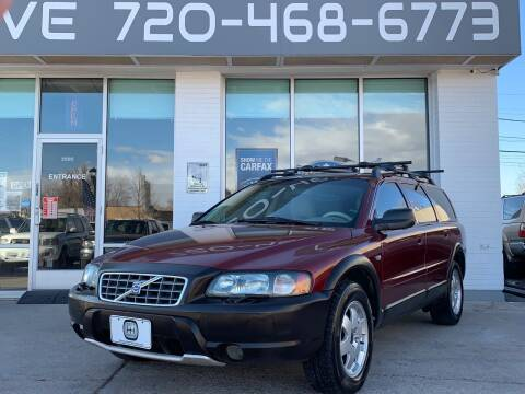 2002 Volvo XC for sale at Shift Automotive in Denver CO