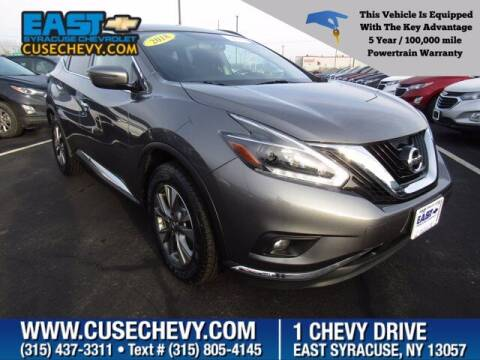 2018 Nissan Murano for sale at East Syracuse Performance Sales & Service in Syracuse NY