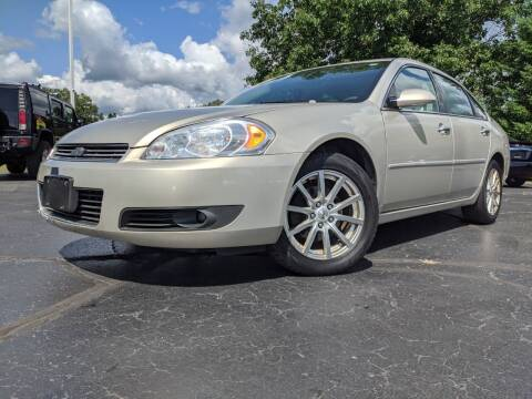 2008 Chevrolet Impala for sale at West Point Auto Sales in Mattawan MI