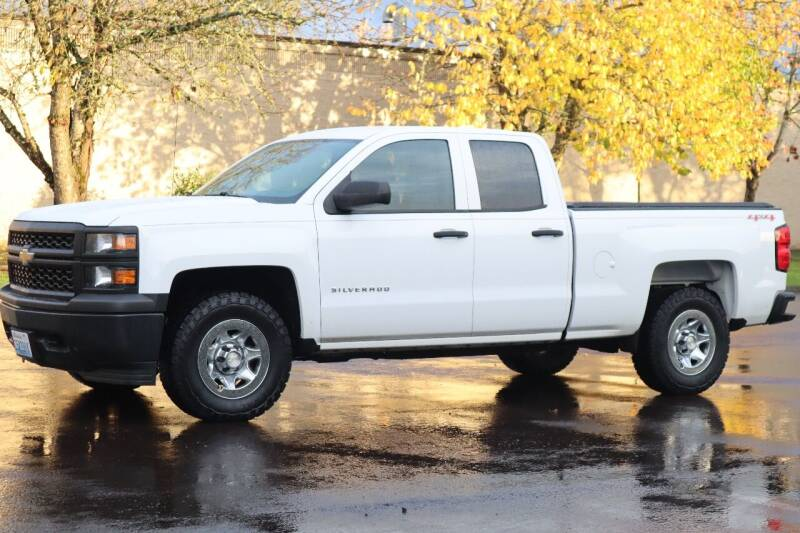 2014 Chevrolet Silverado 1500 for sale at Beaverton Auto Wholesale LLC in Aloha OR