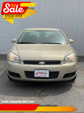 2012 Chevrolet Impala for sale at Credit Connection Auto Sales in Midwest City OK