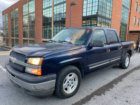 2005 Chevrolet Silverado 1500 for sale at Auto Wholesalers Of Rockville in Rockville MD