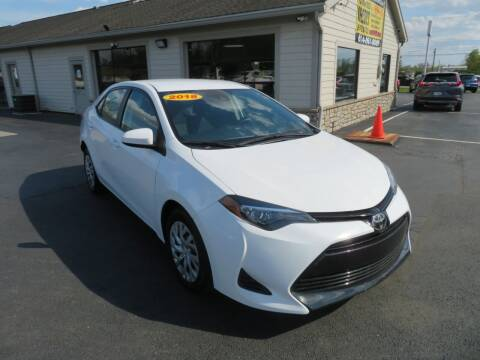 2018 Toyota Corolla for sale at Tri-County Pre-Owned Superstore in Reynoldsburg OH