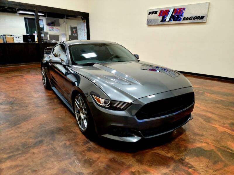 2016 Ford Mustang for sale at Driveline LLC in Jacksonville FL