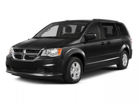 2015 Dodge Grand Caravan for sale at Park Place Motor Cars in Rochester MN