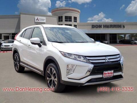 2020 Mitsubishi Eclipse Cross for sale at Don Herring Mitsubishi in Plano TX