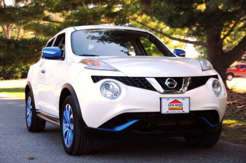 2016 Nissan JUKE for sale at Auto House Superstore in Terre Haute IN