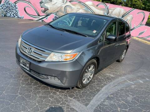 2012 Honda Odyssey for sale at Supreme Auto Gallery LLC in Kansas City MO