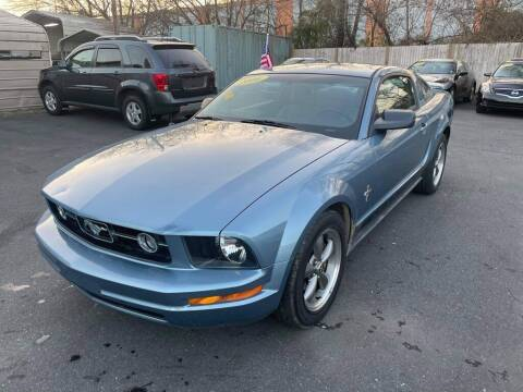 2006 Ford Mustang for sale at Auto Revolution in Charlotte NC