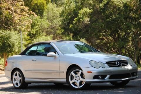 2005 Mercedes-Benz CLK for sale at VSTAR in Walnut Creek CA