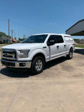 2015 Ford F-150 for sale at BARROW MOTORS in Caddo Mills TX