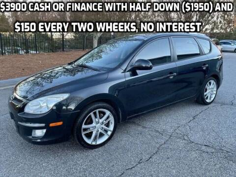 2009 Hyundai Elantra for sale at MJ AUTO BROKER in Alpharetta GA