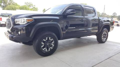 2019 Toyota Tacoma for sale at Crossroads Auto Sales LLC in Rossville GA