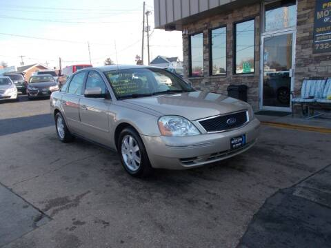 2005 Ford Five Hundred for sale at Preferred Motor Cars of New Jersey in Keyport NJ