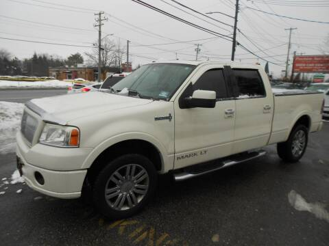 2007 Lincoln Mark LT for sale at Precision Auto Sales of New York in Farmingdale NY