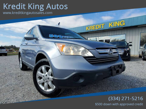 2007 Honda CR-V for sale at Kredit King Autos in Montgomery AL