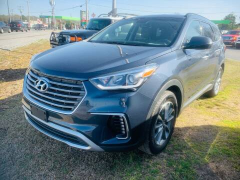 2017 Hyundai Santa Fe for sale at BRYANT AUTO SALES in Bryant AR