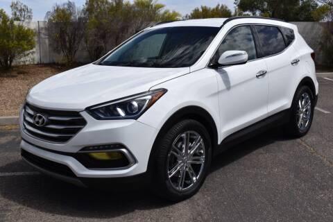 2018 Hyundai Santa Fe Sport for sale at AMERICAN LEASING & SALES in Tempe AZ