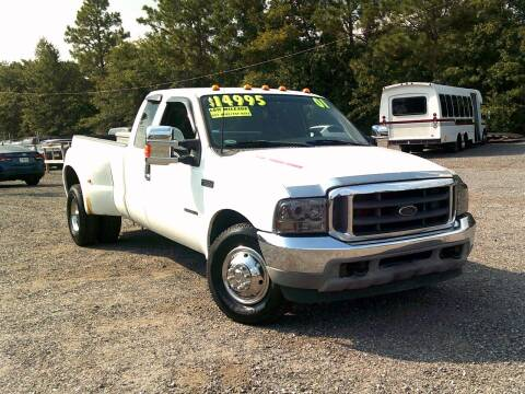 2001 Ford F-350 Super Duty for sale at Let's Go Auto Of Columbia in West Columbia SC