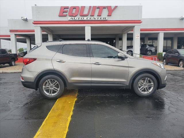 2018 Hyundai Santa Fe Sport for sale at EQUITY AUTO CENTER in Phoenix AZ
