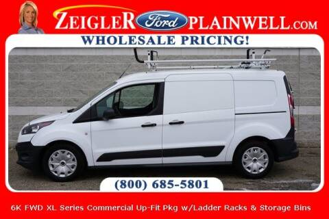 2014 Ford Transit Connect Cargo for sale at Zeigler Ford of Plainwell- Jeff Bishop in Plainwell MI